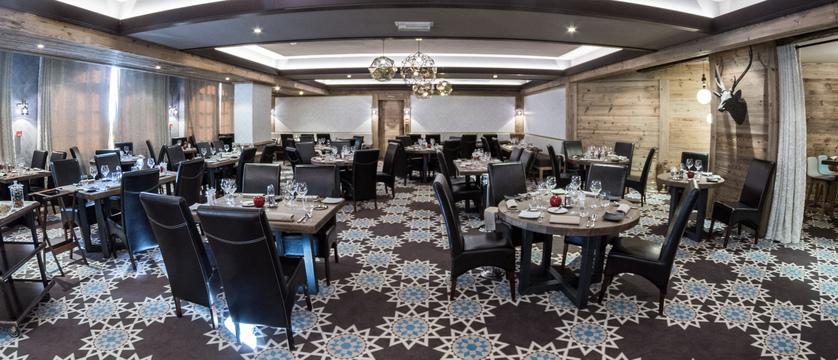 Montana suites - dining area